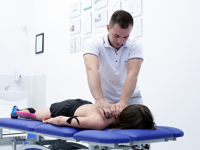 Cennik fizjoterapia