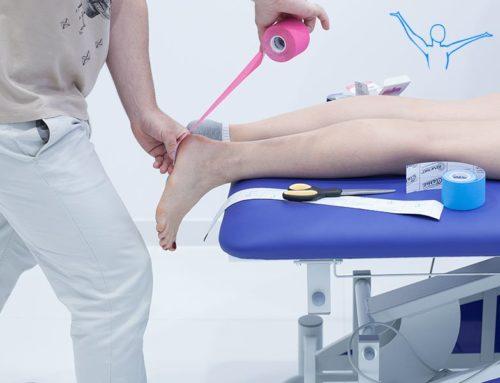 Kinesiotaping – prawidłowe naklejanie kluczem do udanej terapii