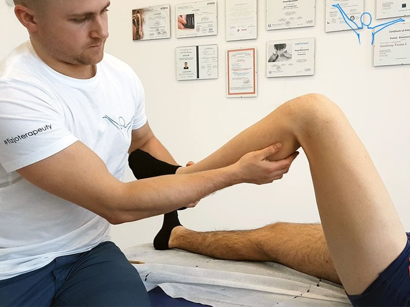 Rehabilitacja stawu kolanowego - rekonstrukcja ACL