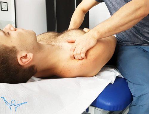 Ból barku – fizjoterapia