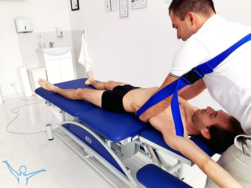Trakcja kręgosłupa