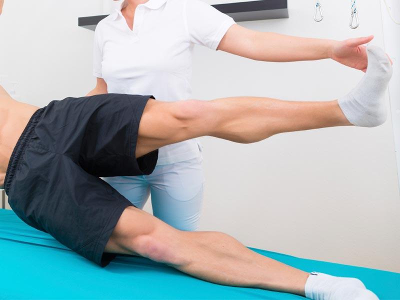 Kinezyterapia - leczenie ruchem