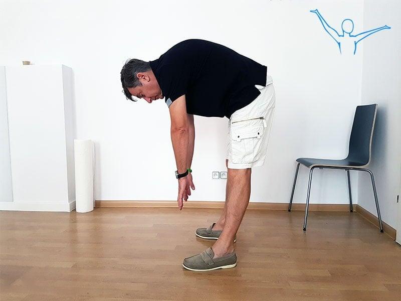 Mięśnie kulszowo-goleniowe - fizjoterapia