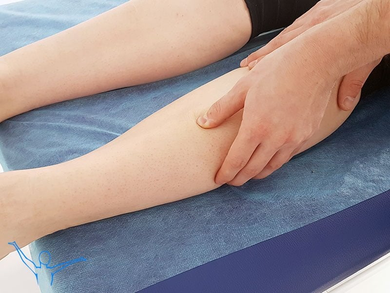 Shin splits - bóle piszczeli