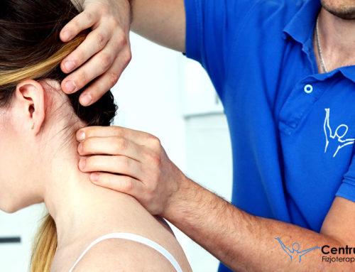 Wzmożone napięcie mięśni podpotylicznych i szyi